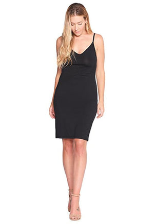 Women's Camille Adjustable Midi Slip Dress