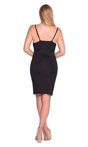 Women's Camille Adjustable Midi Slip Dress - Sita Couture