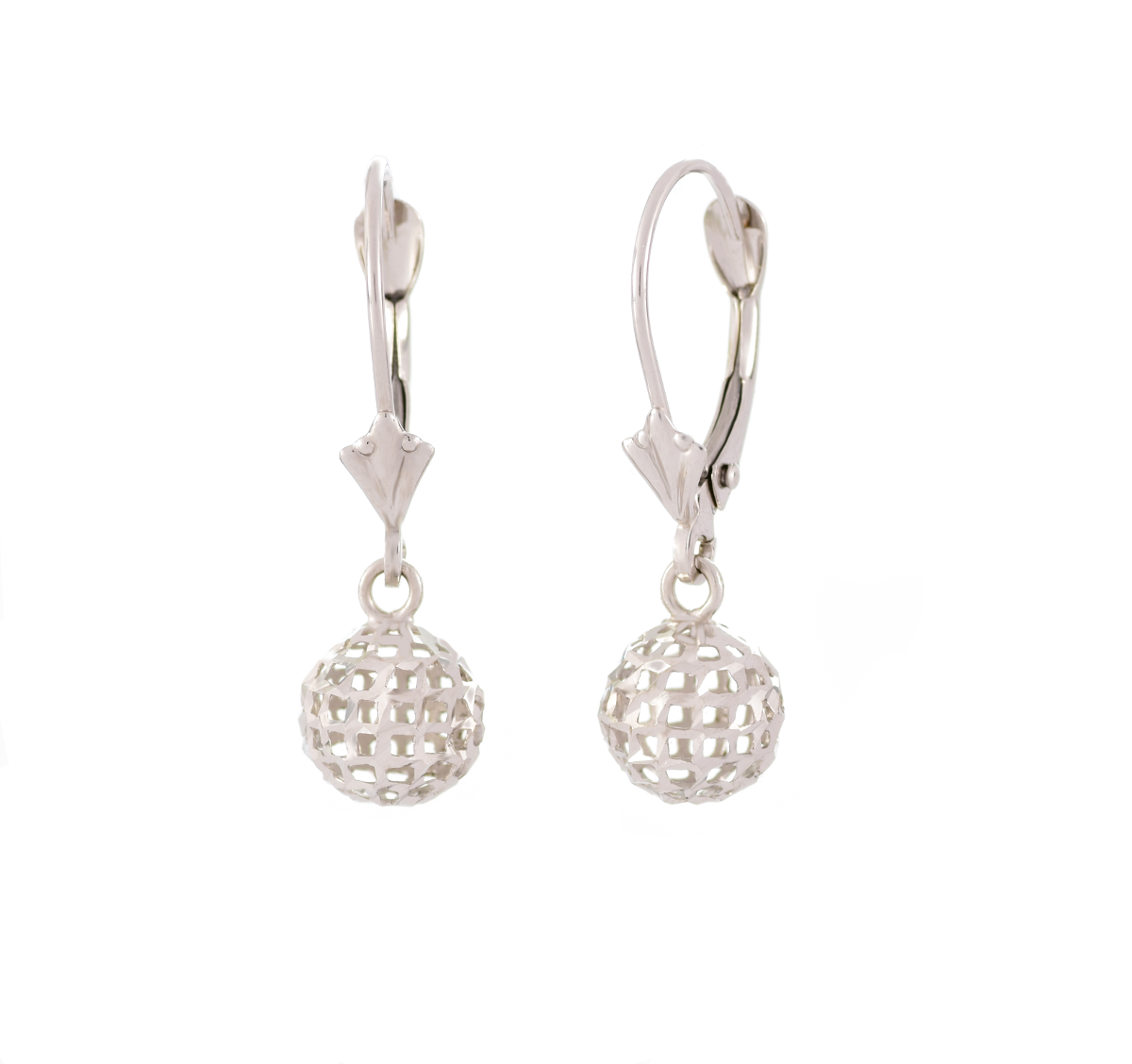Shop For Dangling Earring At Anny Gabriella Ny: 14k Gold, 14k Gold Plated,  14k White Gold, Cubic Zirconia, Dangling, Earrings, Pearl, Sterling Silver,