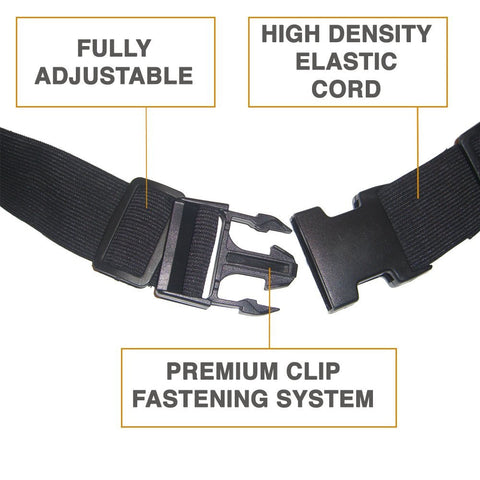 Dual Pocket Waist Belt
