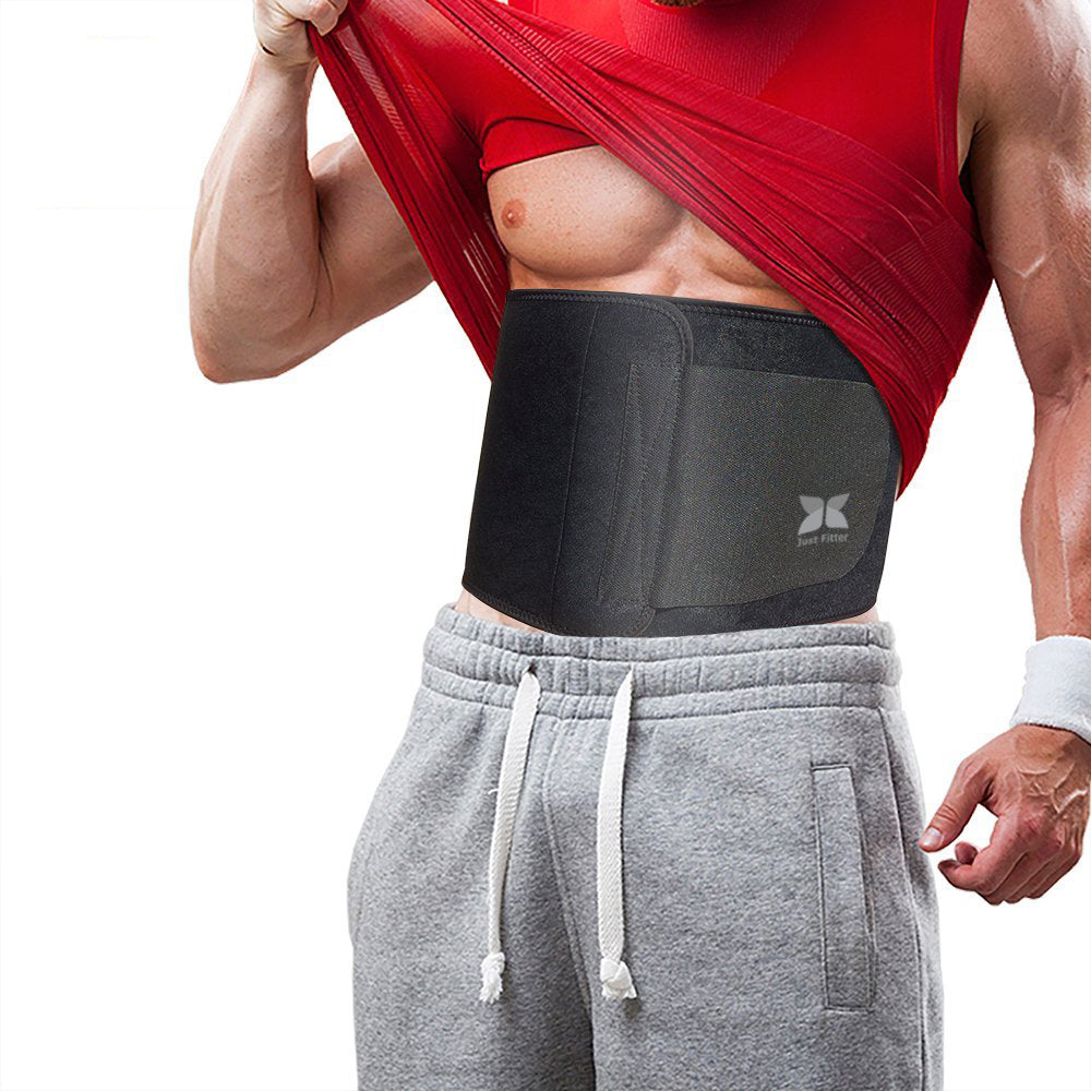 Premium Waist Trainer and Trimmer Belt For Men & Women