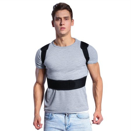 Posture Corrector Corset Back Brace Straightener Upper Back Shoulder Spine Support Belt Posture Correction For Men Women