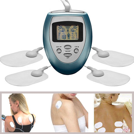 8 Mode Electronic Pulse Slimming Body Massager