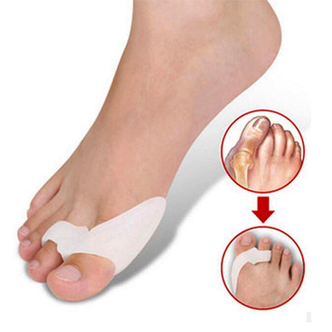 Comfort Healing Toe Separators and Bunion Spacers (2 Pack)