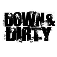 down dirty logo
