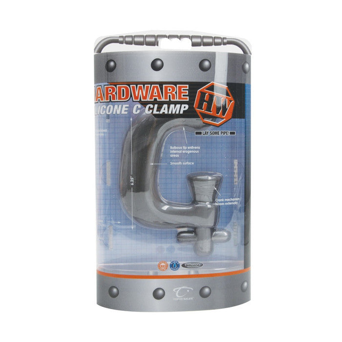 CLOSEOUT - Hardware Silicone C Clamp