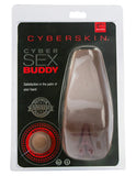 CyberSkin® Cyber Sex Buddy, Dark - Topco Wholesale