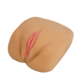 CyberSkin® Pussy with Virtual Pubic Bone, Light - Topco Wholesale