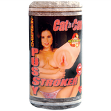 CyberSkin® Cat In A Can Pussy Stroker - Topco Wholesale  - 1