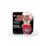 TLC Hard-on Vibrating Silicone Cock Ring - Topco Wholesale  - 5
