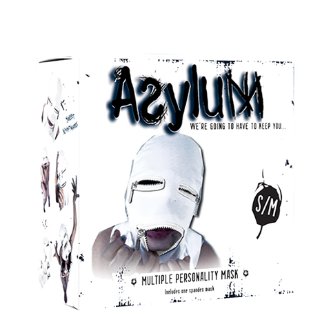 CLOSEOUT - Asylum Multiple Personality Mask, Small - Topco Wholesale
