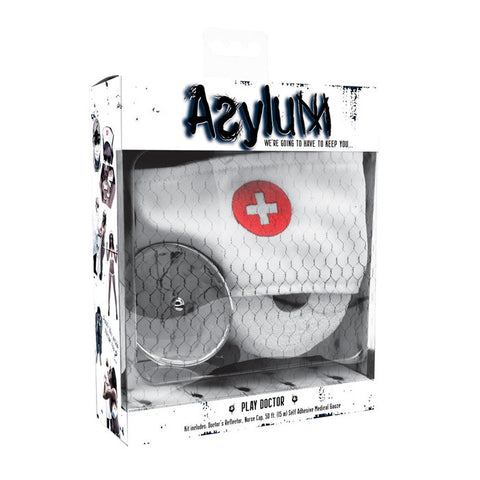 CLOSEOUT - Asylum Play Doctor Kit - Topco Wholesale