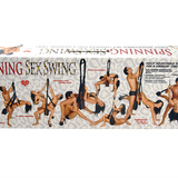 Wild S.E.X. Collection, Spinning Sex Swing - Topco Wholesale  - 6