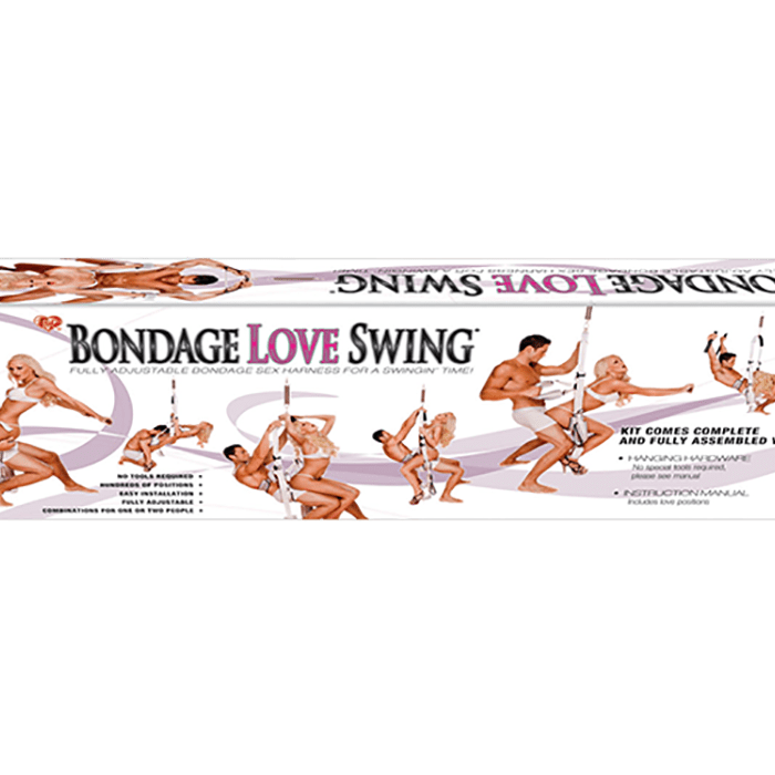 Bondage Love Swing - Topco Wholesale