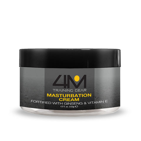 4M Endurance Masturbation Cream w/ Ginseng, 4.5 fl oz - Topco Wholesale