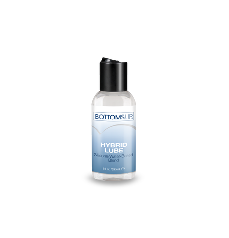 Bottoms® Up Hybrid Lube, 1 fl. oz. (29.5 mL) Bottle