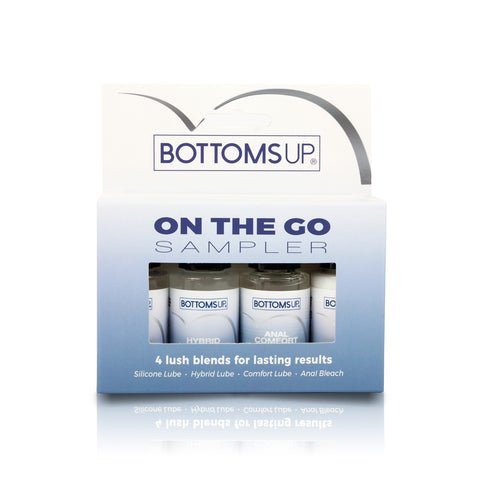 Bottoms Up® On-The-Go Sampler, 4 1 fl. oz. Bottles - Topco Wholesale