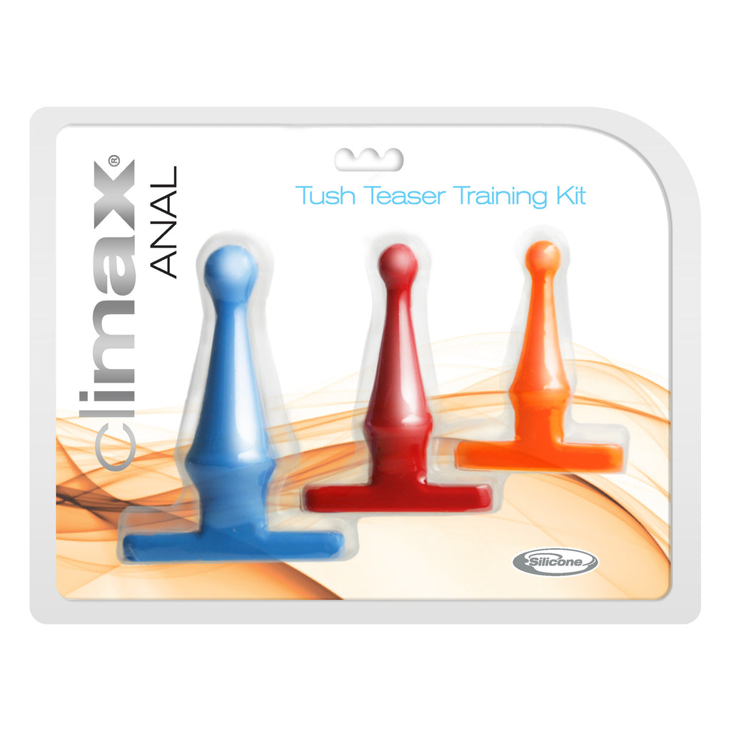 Climax® Anal Tush Teaser Trainer Kit - Topco Wholesale