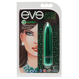 Eve After Dark Vibrating Bullet, Jade - Topco Wholesale
