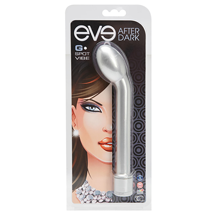 Eve After Dark G-Spot Vibe, Shimmer - Topco Wholesale