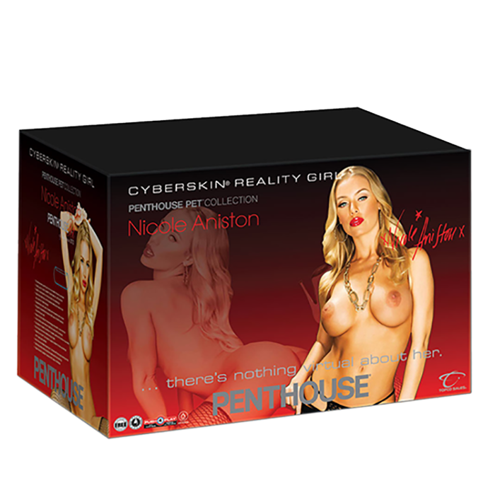 Penthouse® Nicole Aniston CyberSkin® Reality Girl - Topco Wholesale  - 1