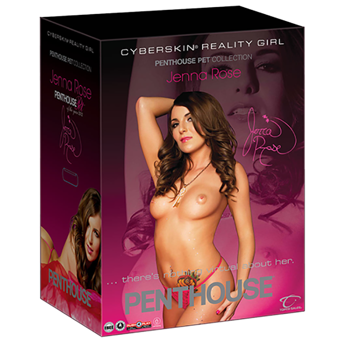 Penthouse® Jenna Rose CyberSkin® Reality Girl - Topco Wholesale  - 1