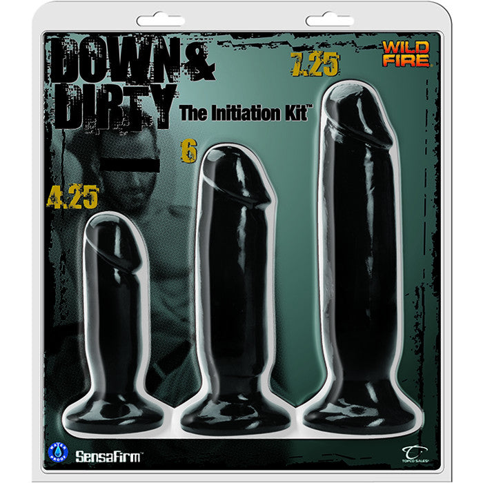 Wildfire Down & Dirty The Initiation Kit - Topco Wholesale