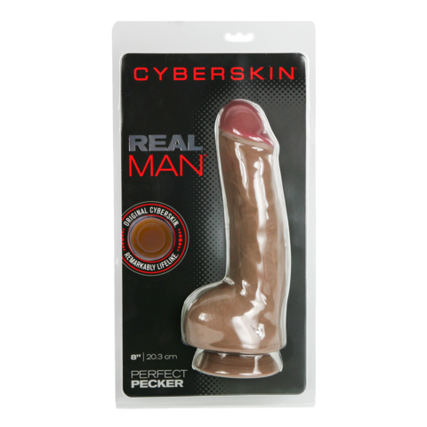 Cyberskin® Real Man Perfect Pecker - Topco Wholesale