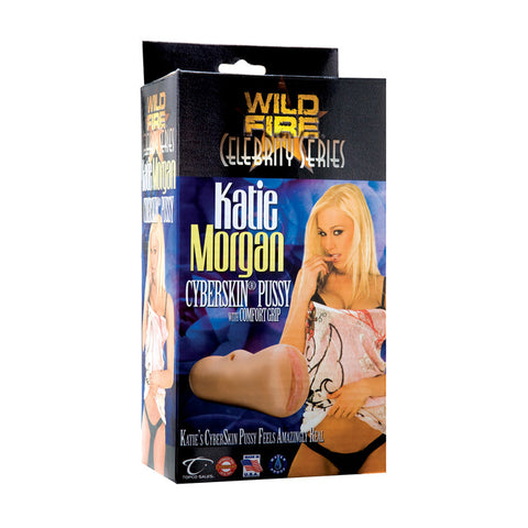 Wildfire Celebrity Series Katie Morgan CyberSkin Pussy - Topco Wholesale  - 1