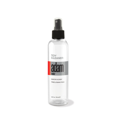 Adam Male Adult Toy Cleaner, 4.5 fl. oz. (134 mL) Spray Bottle