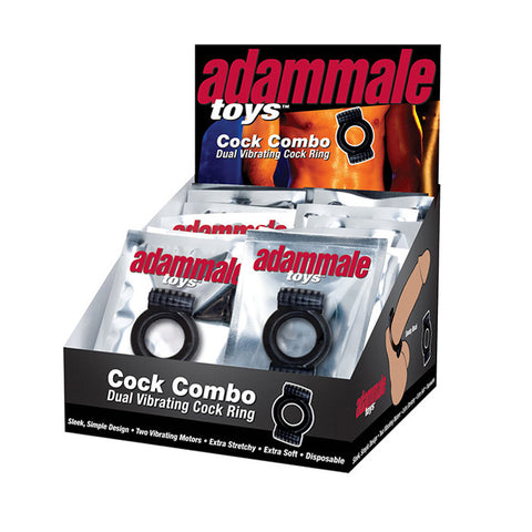 Adam Male Toys Cock Combo P.O.P. - Topco Wholesale  - 1