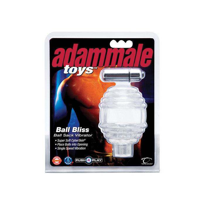 Adam Male Toys Ball Bliss, Ball Sack Vibrator - Topco Wholesale  - 1