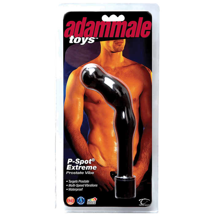 AdamMale® Toys™ P-Spot Extreme - Topco Wholesale