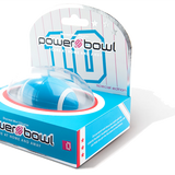 CLOSEOUT - FUNZONE Power Bowl, Power Light Blue - Topco Wholesale