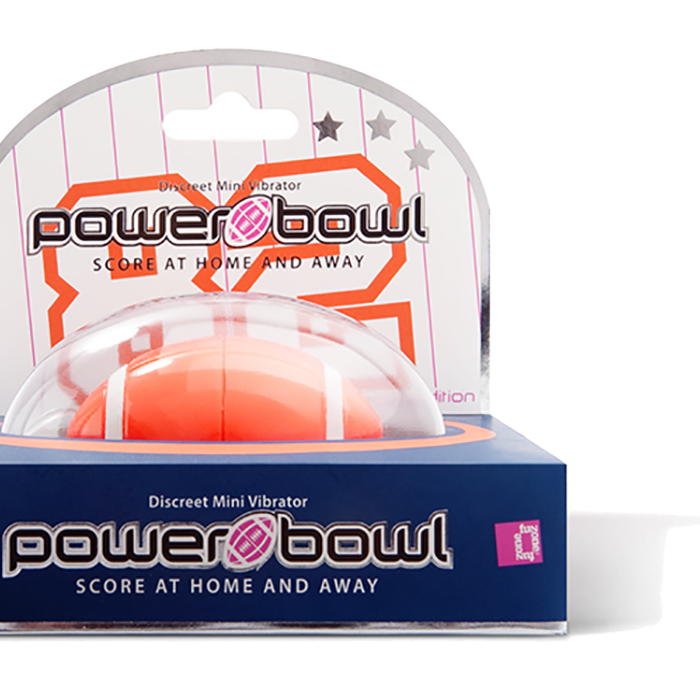 CLOSEOUT - FUNZONE Power Bowl, Power Orange - Topco Wholesale