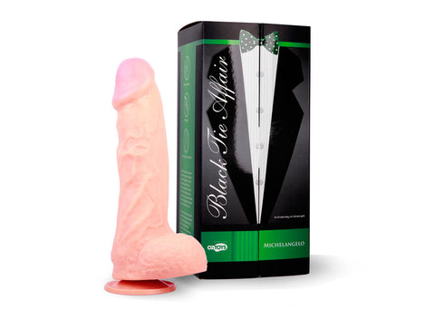 CLOSEOUT - Skinsation Black Tie Affair, Michelangelo - Topco Wholesale  - 1