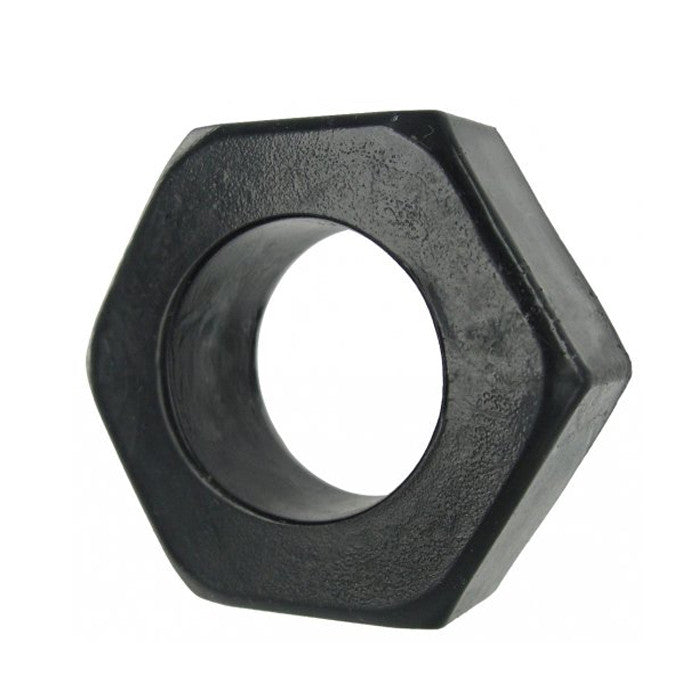 CLOSEOUT - HEXNUT 1 INCH ID COCKRING, POLYBAG - Topco Wholesale