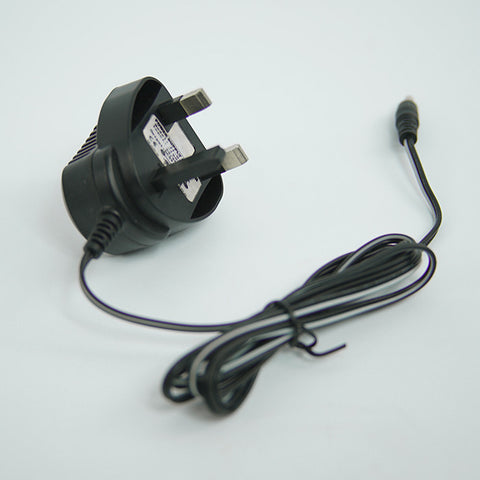 CLOSEOUT - ADAPTOR; 240 VOLT AC, 2V OUTPUT, UNITED KINGDOM - Topco Wholesale