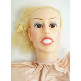 CLOSEOUT - DOLL; MANNEQUIN W/BLONDE HAIR, ACCESSORIES INCLUDED - Topco Wholesale