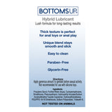 Bottoms® Up Hybrid Lube, 8.6 fl. oz. - Topco Wholesale