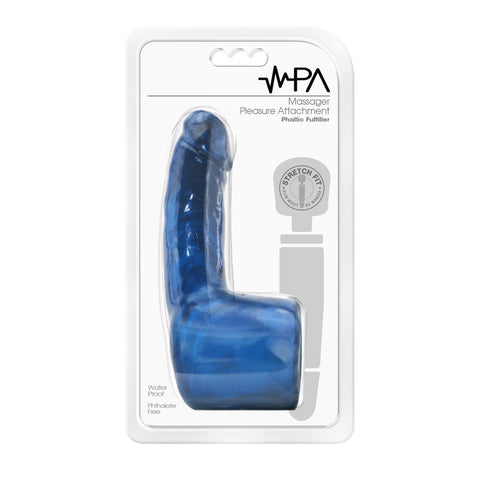 MPA Massager Pleasure Attachment, Phallic Fulfiller