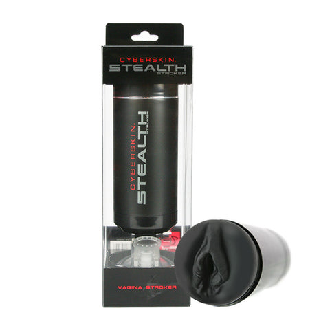CyberSkin® Stealth Vagina Stroker - Topco Wholesale  - 1