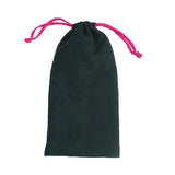 CLOSEOUT - Super Girl Rabbit Pink Vibe in Velvet Pouch - Topco Wholesale