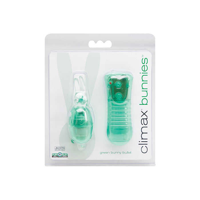 Climax® Bunnies Green Bunny Bullet - Topco Wholesale  - 1