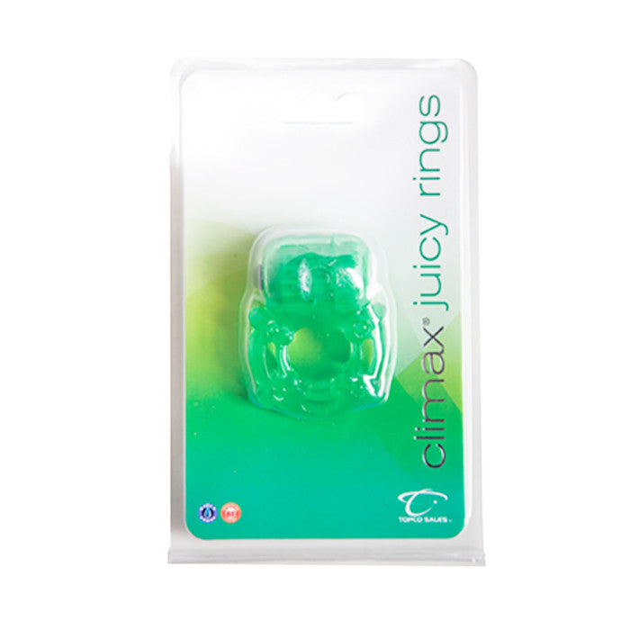 Climax® Juicy Rings, Green - Topco Wholesale  - 2