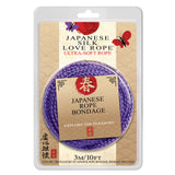 Japanese Silk Love Rope™ 10 ft. (3M), Purple - Topco Wholesale