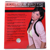 Exotic & Erotic Inflatable Love Doll with CyberSkin® Pussy & Ass - Topco Wholesale