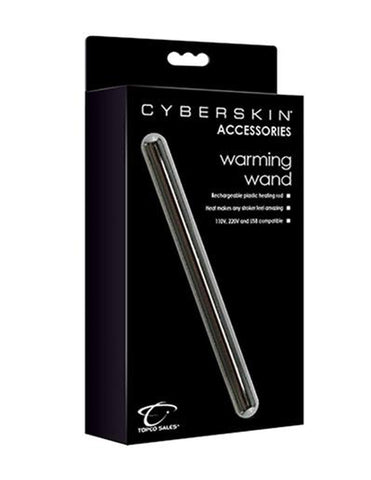 CyberSkin® Warming Wand (Rechargeable) - Topco Wholesale  - 1