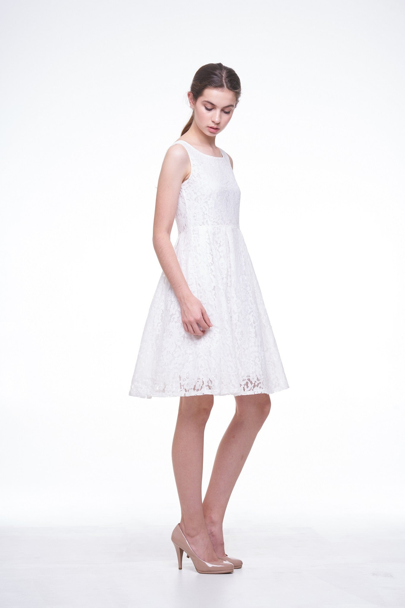 Dreamy Lace Dress - Not in Stock