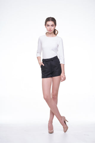 Shorts with Bow Ribbon - Out of Stock